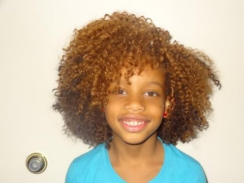 Crochet Hair Weave Experiment - YouTube