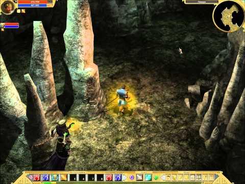 Let's Play Titan Quest IT - часть 4