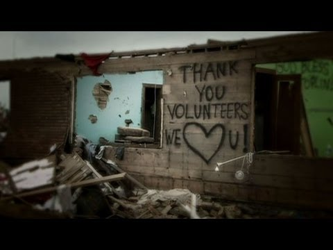 After The Storm: Joplin Volunteers