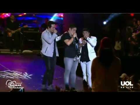 Matheus e Kauan Part. Jorge e Mateus - Mundo Paralelo (AO VIVO NO CALDAS COUNTRY 2013)