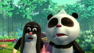 Krtek a Panda 12 - Lesní olympiáda