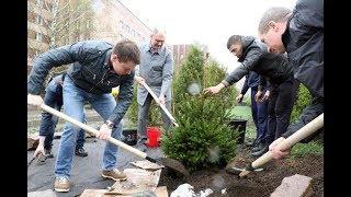 Колектив ХНУВС долучився до всеукраїнської акції «За чисте довкілля»