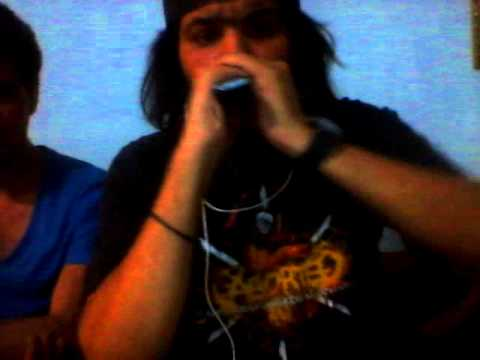 Infant Anhilator - Decapitation Fornication VOCAL COVER