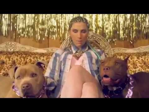 Ke$ha - Crazy Kids ft. Will.i.am (Official Music Video) [HD]