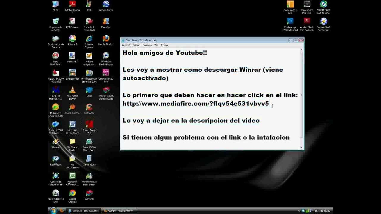 Winrar 4.1.65 Full + Crack Y Serial