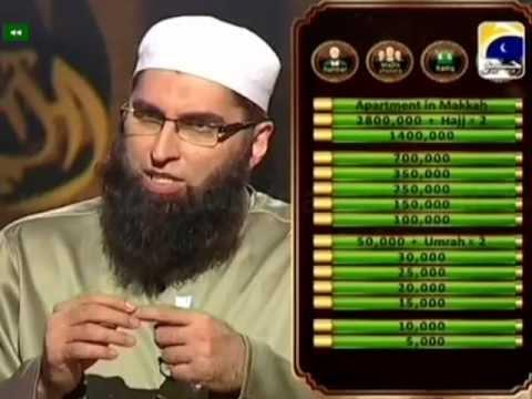 Alif Laam Meem Junaid Jamshed Mufti Muhammad Zubair Geo Tv Show 15 9th August 2011 Complete Program