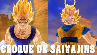 Dragon Ball Z Budokai Tenkaichi 3 Version Latino Goku Vs