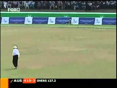 Darren Lehmann 129 vs Sri Lanka 1st test Galle 2004 2