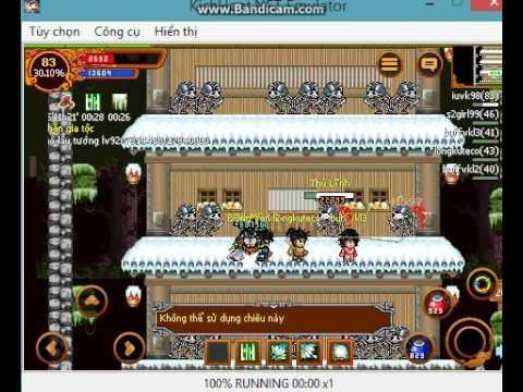 Ninja school online up kiểu nhẩy lên nhoi xuống thử :D