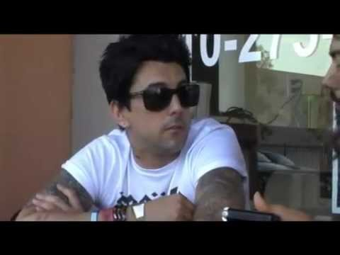 Lostprophets Interview with Ian Watkins on Ryan's Rock Show