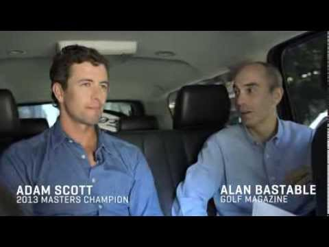 Adam Scott On Winning Masters and Why Golf Needed Tiger