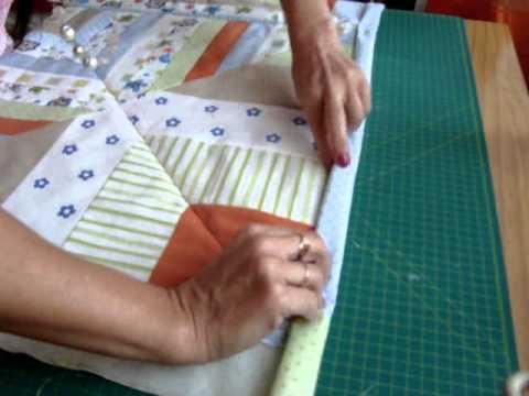 patchworkdecke quilt aus stoffresten n hen teil 3 von 3 youtube. Black Bedroom Furniture Sets. Home Design Ideas