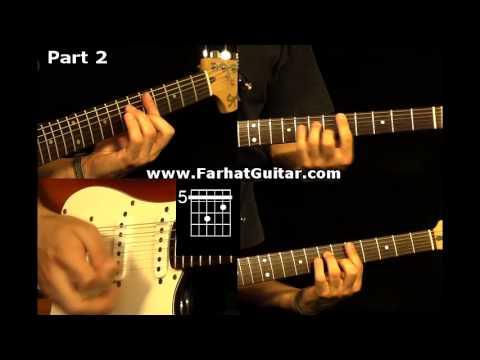 Roxanne - The Police 2/5 Guitar Cover www.FarhatGuitar.com