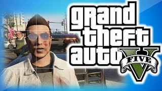 "GTA 5 Online Multiplayer Funny Moments 5 - KYR SP33DY and The Crew, ""What is Love"", Cop Glitch!"