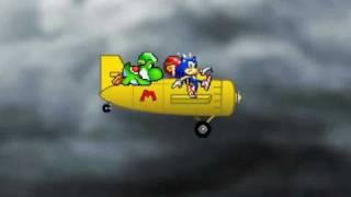 Super Mario Bros Z Episodio 8 P3 (EN ESPAÑOL) (HQ Calidad