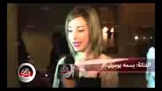 فيديو ناذر..سلمى بوسيل قبل الزواج من تامر حسني تقول تامر حسني بحال خويا لكبير |