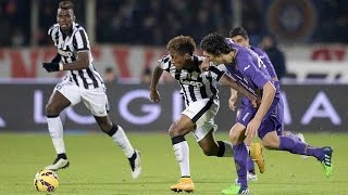 Fiorentina-Juventus 0-0   5/12/2014   Highlights