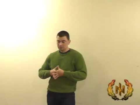 Ю. Михальчишин, лекція на тему: