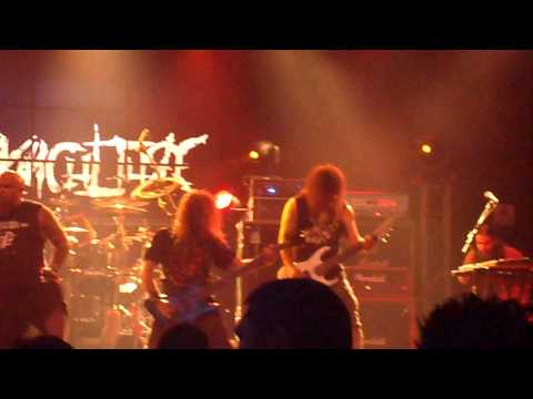 Skin Culture - Slave New World (Sepultura Cover)  live at Carioca Club @São Paulo 08/12/13 HD
