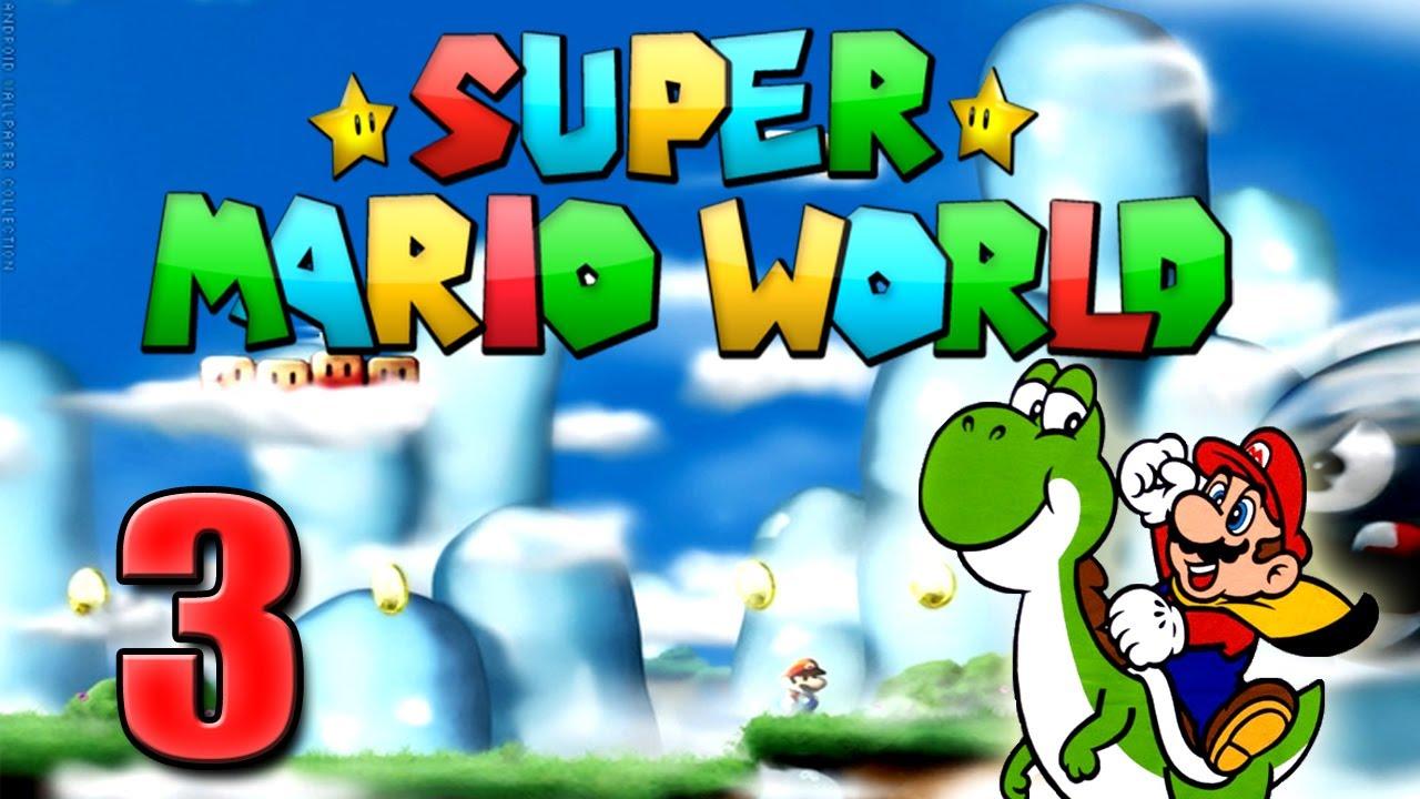 super mario world deutsch