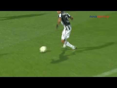14η Αγ. ΠΑΟΚ - ΠΛΑΤΑΝΙΑΣ 3-0