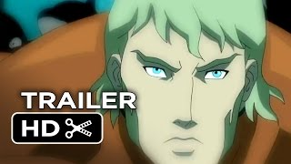 Justice League: Throne Of Atlantis Official Trailer #1