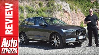 New Volvo XC60 review - safety and style set the Swedish SUV apart. Auto Express.