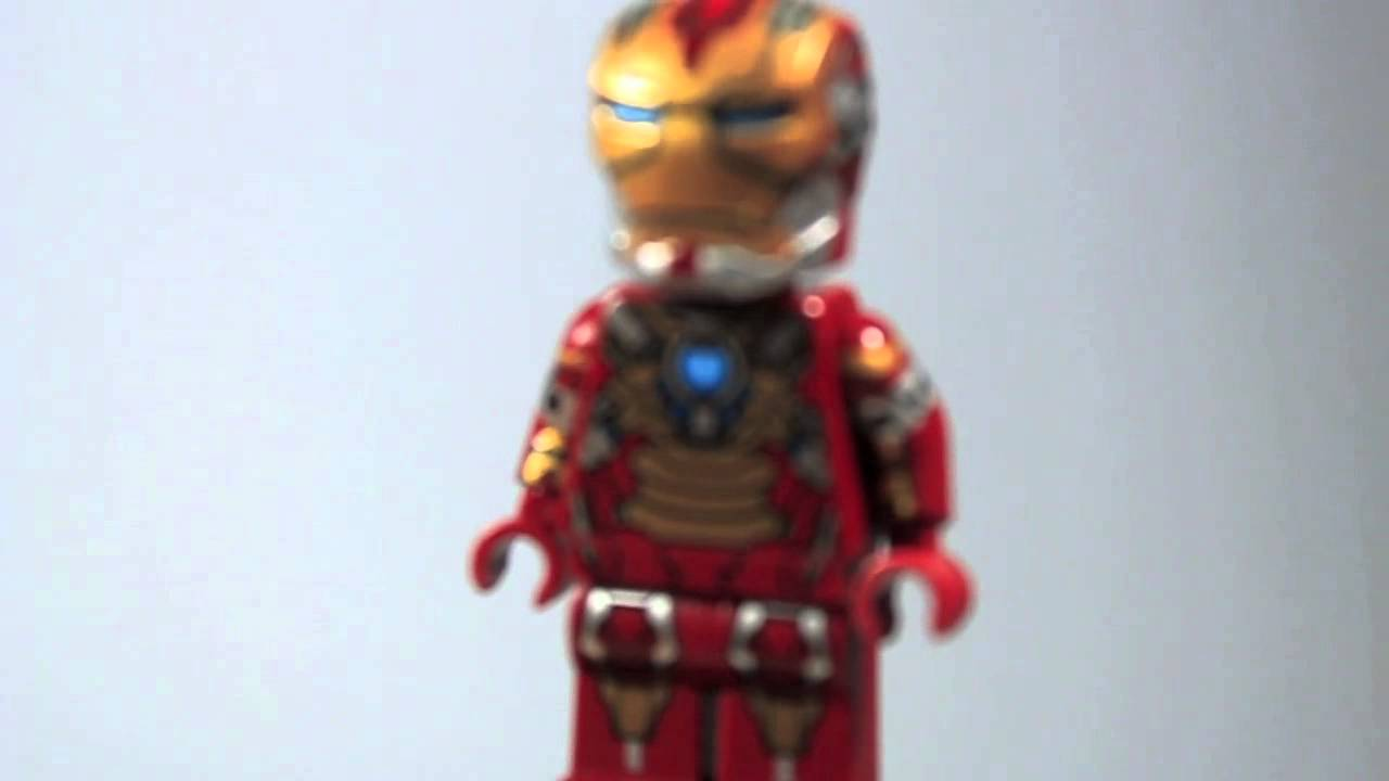 lego iron man mark 23 - photo #26