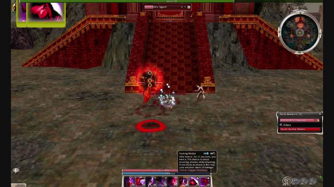 Guild Wars  Build Template