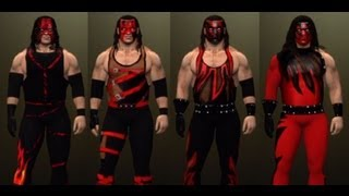 WWE '12 Community Showcase Masked Kane (Xbox 360)
