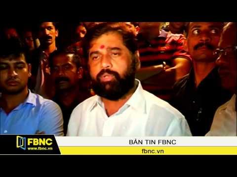 FBNC - Sập tòa nhà xây dựng từ năm 1972 ở Ấn Độ, 4 người chết