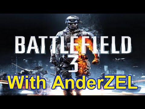 Battlefield 3 Online Gameplay - A Bit Of Every ThingKharg Island Rant Time