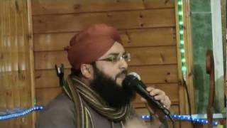 Sajid Qadri at Shelton- An Nabi Sallu Alaih - Stoke-On-Trent Mehfil-e-Naat 2012 HD 1080p Naat