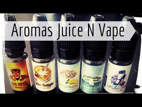 Revision | Aromas Juice N Vape