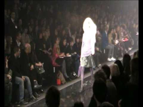 Anteprima Autunno-Inverno 2009/2010 - Milano Moda Donna
