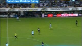Boca 3 Racing 1 (Relato Mariano Closs) Torneo Inicial 2012