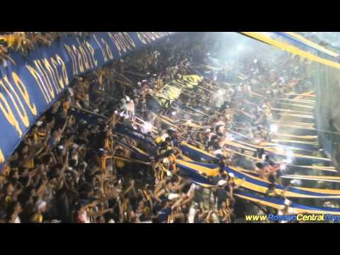La Hinchada Canalla (Los Guerreros) vs Patronato (03/12/11) - Parte 2