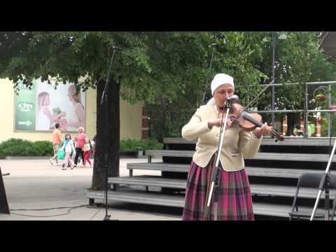 """00191 Starptautiskā folkloras festivāla """"Baltica 2015"""" ieskaņas sarīkojums Ogrē 27.06.2015"""