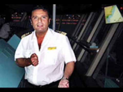 ESCLUSIVO la seconda tra il comandante Schettino della Costa Concordia e la Capitaneria di Porto