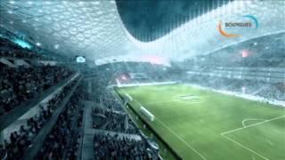 Rénovation du Stade Vélodrome