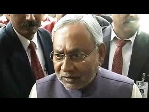 MLAs welcome, says Nitish Kumar, rejecting Lalu Prasad's 'Watergate' conspiracy charge