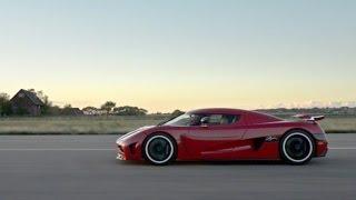 Feels Like a Million Bucks - Inside Koenigsegg