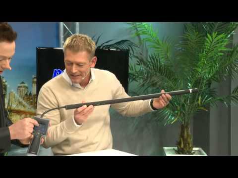 Somikon Wasserfeste USB-Endoskop-Kamera mit verstärktem 7m-Kabel