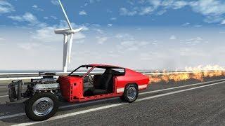 BeamNG.drive - 300 MPH Challenge (No Mods)