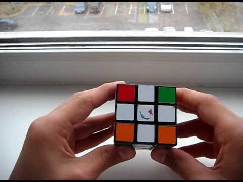Как собрать Кубик Рубика 3х3.0\5 (Ознакомление)