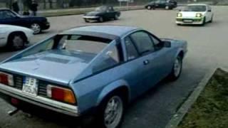 Oldtimers in France- Lancia Montecarlo, Talbot Murena, Porsche 901, Lotus Elan, Citroen DS...