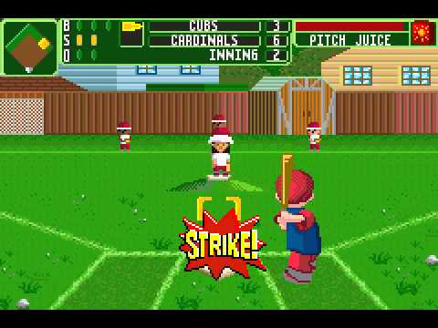 backyard baseball 2007 season game 1 walk off fashion youtube