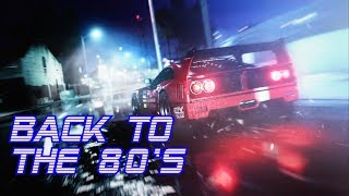 'Back To The 80's' | Best of Synthwave And Retro Electro Music Mix | Vol. 18