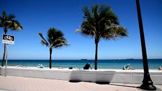Fort Lauderdale Beach March 2014