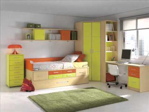 Catálogo de dormitorios juveniles - YouTube